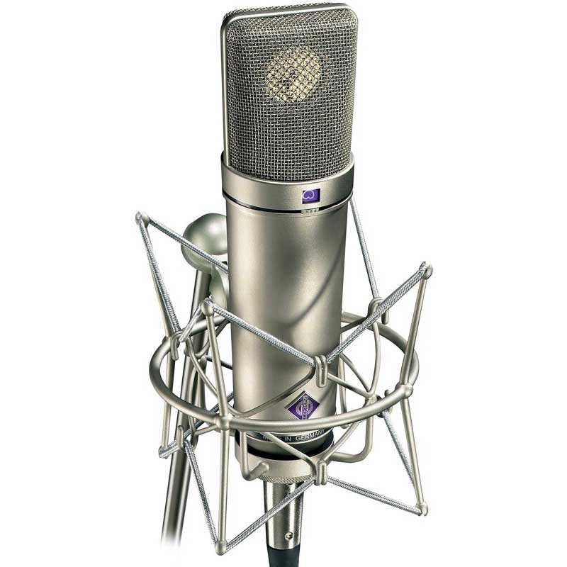 Great Microphones at Soundtek Studios San Jose