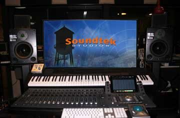 Soundtek Studios San Jose